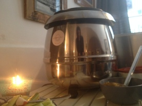 Manche mögen's heiß – Karotten-Ingwer-Suppe