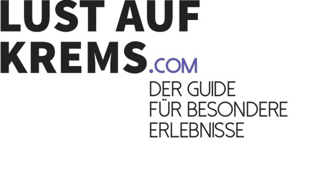 Logo - Lust auf Krems - Der Guide für besondere Erlebnisse – Blog